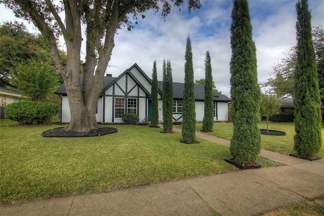2421 Regal Road, Plano, TX 75075 (MLS #14455761) :: The Good Home Team