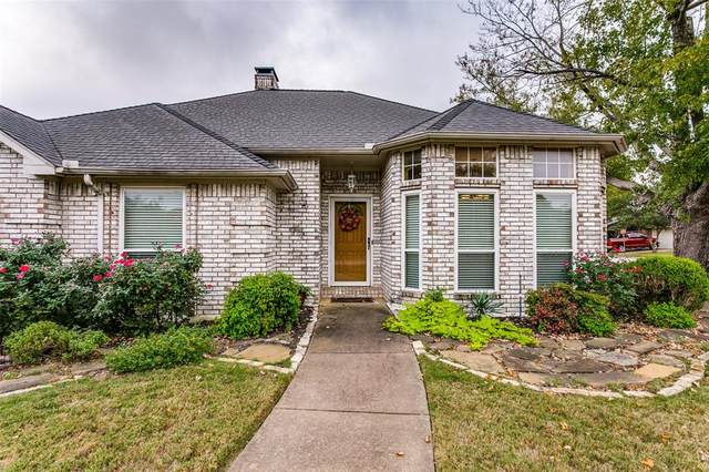 318 Kessler Drive, Euless, TX 76039 (MLS #14455767) :: The Rhodes Team