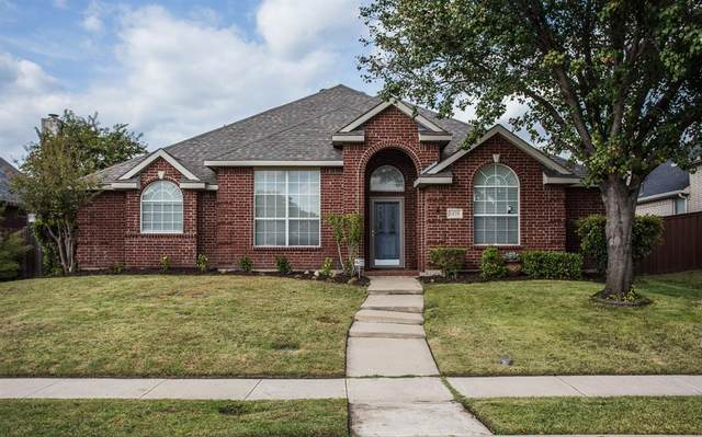 1428 Meadow Vista Drive, Carrollton, TX 75007 (MLS #14455783) :: The Mauelshagen Group