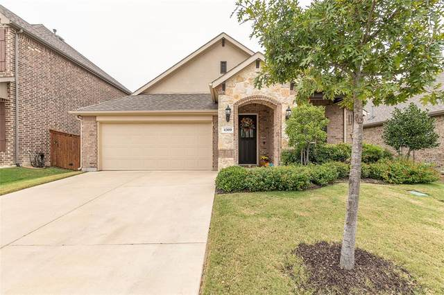 4309 Old Grove Way, Fort Worth, TX 76244 (MLS #14455804) :: Potts Realty Group