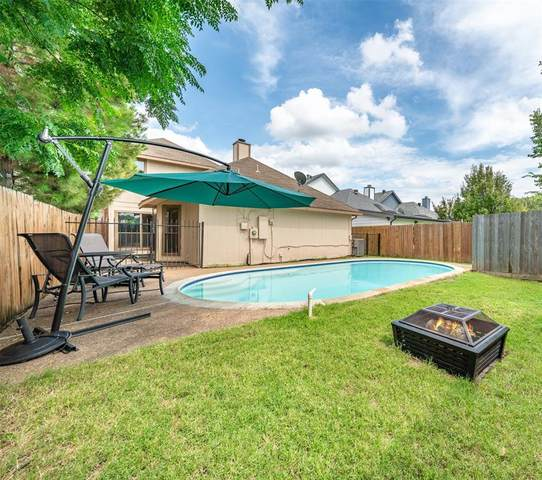 6749 Driffield Circle W, North Richland Hills, TX 76182 (MLS #14455819) :: The Mauelshagen Group