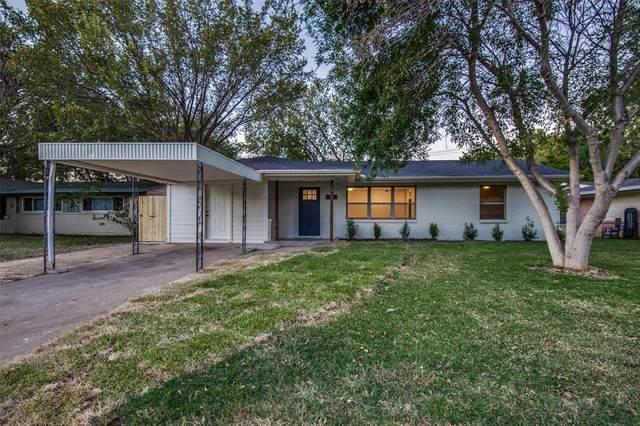 2415 Crest Ridge Drive, Dallas, TX 75228 (MLS #14455822) :: Robbins Real Estate Group