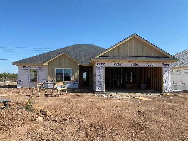 7345 Wildflower Way, Abilene, TX 79602 (MLS #14455825) :: The Mauelshagen Group