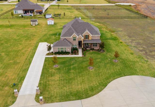 1500 Sun Valley Court, Lucas, TX 75002 (MLS #14455826) :: The Mauelshagen Group