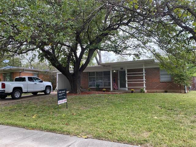 2309 Roberts Circle, Arlington, TX 76010 (MLS #14455827) :: The Mauelshagen Group