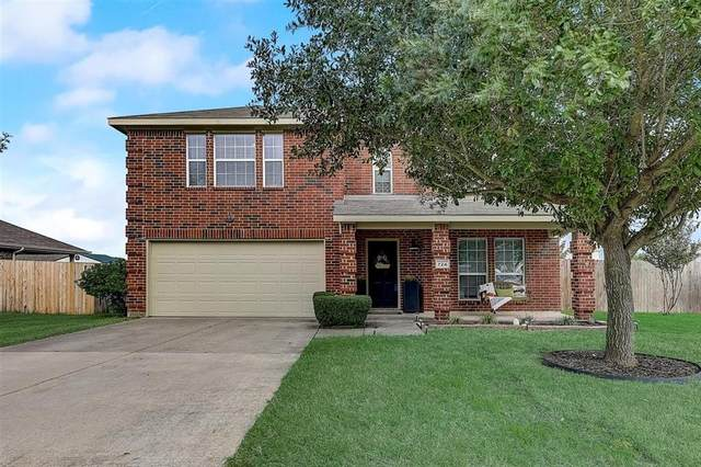 724 Silverleaf Court, Royse City, TX 75189 (MLS #14455830) :: The Hornburg Real Estate Group