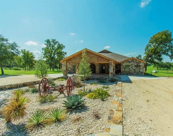 551 Fm 927, Morgan, TX 76671 (MLS #14455885) :: The Kimberly Davis Group