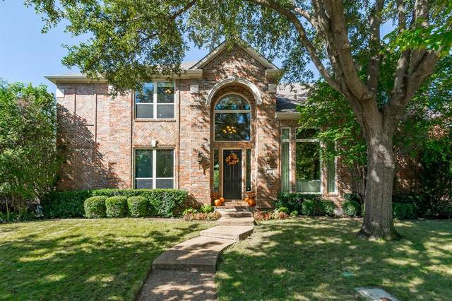 7521 Sweetgum Drive, Irving, TX 75063 (MLS #14455891) :: The Tierny Jordan Network