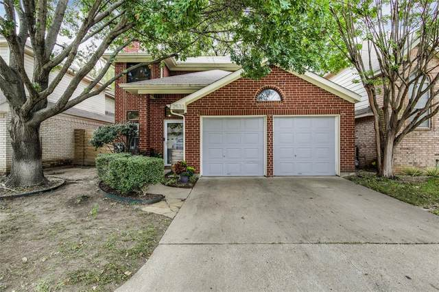 2533 Bear Haven Drive, Grapevine, TX 76051 (MLS #14455894) :: Frankie Arthur Real Estate