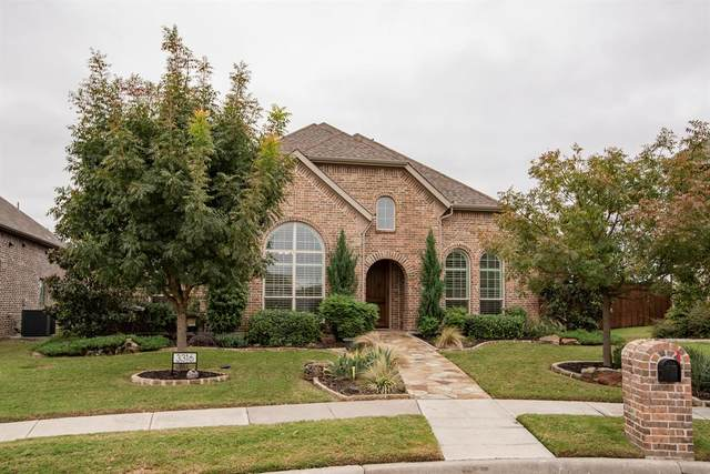 3316 Green Tree Drive, Sachse, TX 75048 (MLS #14455901) :: Hargrove Realty Group
