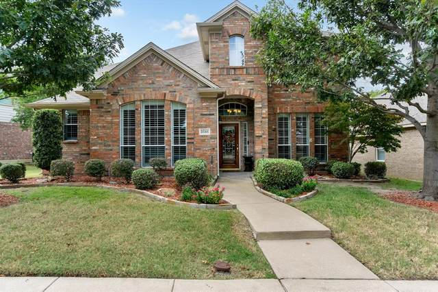 2081 Ashbourne Drive, Rockwall, TX 75087 (MLS #14455909) :: Robbins Real Estate Group