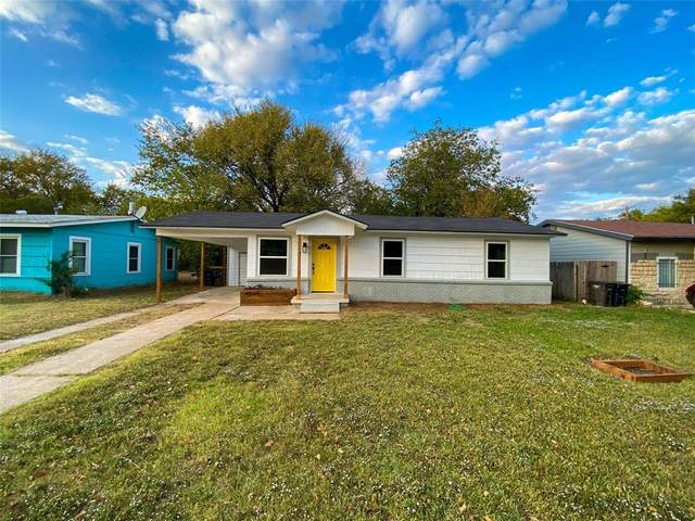4245 Asbury Avenue, Fort Worth, TX 76119 (MLS #14455913) :: All Cities USA Realty