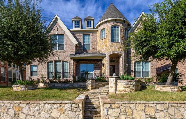 1517 Prairie Drive, Carrollton, TX 75007 (MLS #14455917) :: The Mauelshagen Group