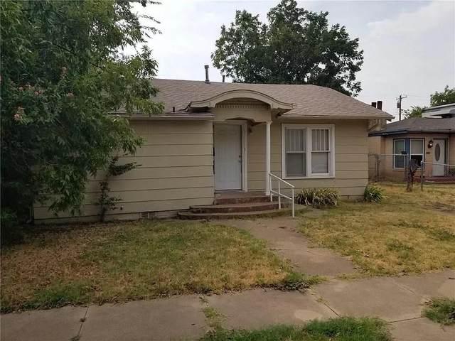 918 Beech Street, Abilene, TX 79601 (MLS #14455926) :: The Mauelshagen Group
