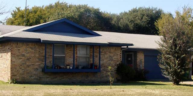 813 S Avenue N, Clifton, TX 76634 (MLS #14455935) :: All Cities USA Realty