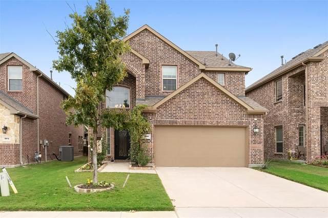 900 Gray Fox Drive, Mckinney, TX 75071 (MLS #14455952) :: The Good Home Team