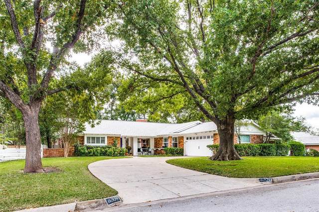 6309 Firth Road, Fort Worth, TX 76116 (MLS #14455957) :: The Mauelshagen Group
