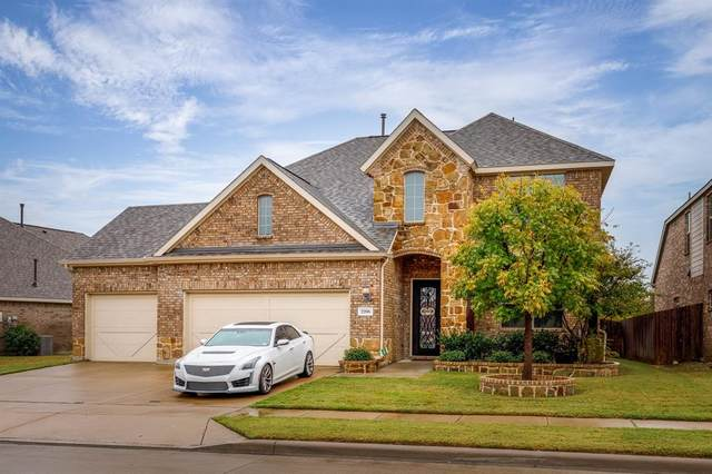 2208 Benjamin Creek Drive, Little Elm, TX 75068 (MLS #14455962) :: RE/MAX Pinnacle Group REALTORS
