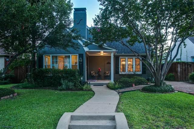 4407 Vandelia Street, Dallas, TX 75219 (MLS #14455964) :: The Mauelshagen Group