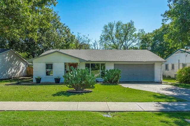 431 Lexington Lane, Richardson, TX 75080 (MLS #14455965) :: The Mauelshagen Group