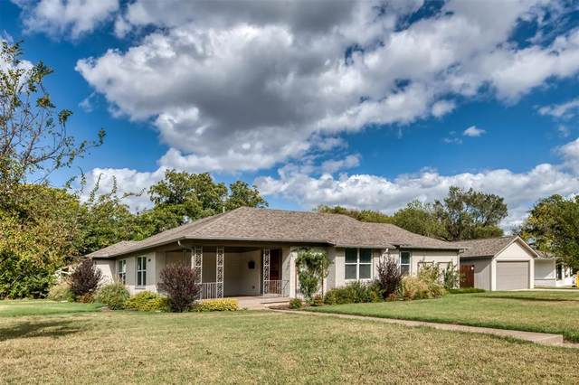 3809 Trail Lake Drive, Fort Worth, TX 76109 (MLS #14455993) :: The Mauelshagen Group