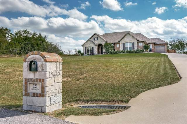 129 Turnberry Lane, Corsicana, TX 75110 (MLS #14456006) :: The Good Home Team