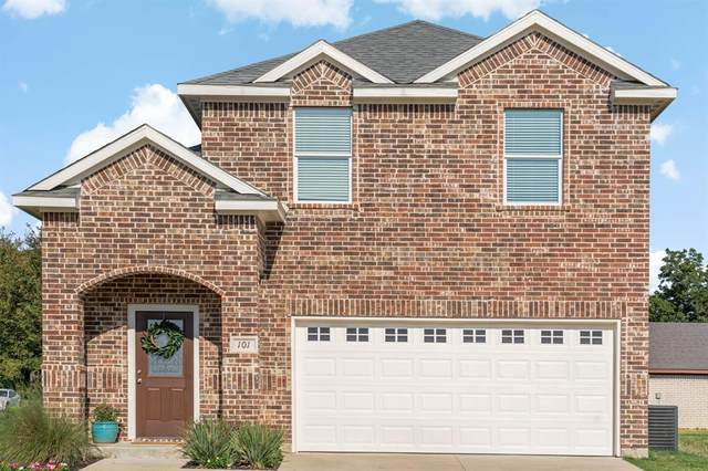 101 Brooks Street, Terrell, TX 75160 (MLS #14456007) :: Justin Bassett Realty