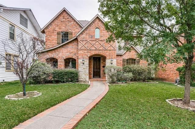 5516 Junius Street, Dallas, TX 75214 (MLS #14456025) :: Keller Williams Realty
