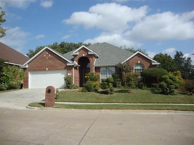 1410 Melody Lane, Carrollton, TX 75006 (MLS #14456043) :: The Mauelshagen Group