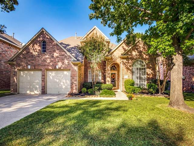 3612 Gaitland Circle, Flower Mound, TX 75022 (MLS #14456045) :: Hargrove Realty Group
