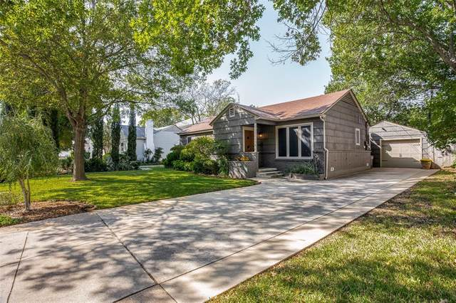 2504 Littlepage Street, Fort Worth, TX 76107 (MLS #14456056) :: The Mauelshagen Group