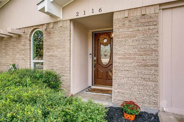 2116 Highbury Road, Carrollton, TX 75007 (MLS #14456066) :: HergGroup Dallas-Fort Worth