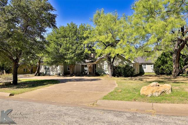 3 Griffin Circle, Albany, TX 76430 (MLS #14456135) :: The Russell-Rose Team