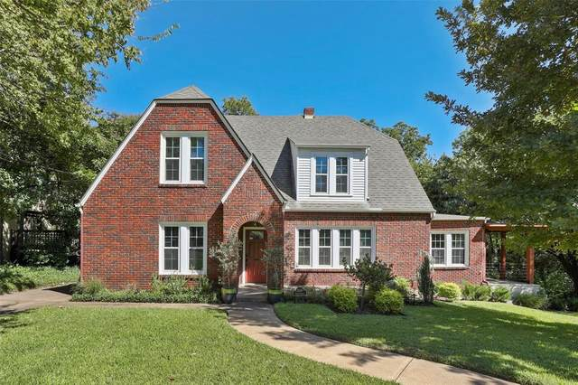 1126 Turner Avenue, Dallas, TX 75208 (MLS #14456142) :: All Cities USA Realty