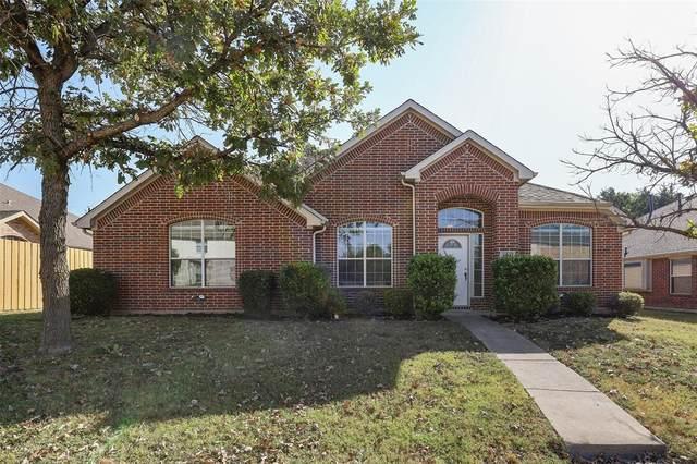 604 Abbott Avenue, Desoto, TX 75115 (MLS #14456158) :: Maegan Brest | Keller Williams Realty