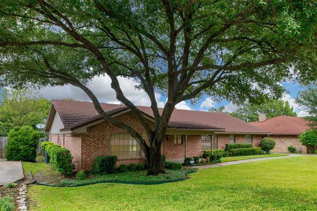 3712 Wilkie Way, Fort Worth, TX 76133 (MLS #14456170) :: Real Estate By Design