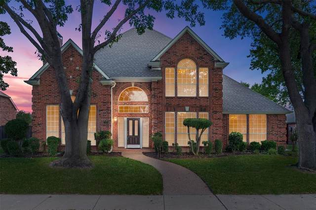 326 Pecan Hollow Drive, Coppell, TX 75019 (MLS #14456177) :: The Rhodes Team