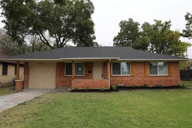 8017 Huttig Avenue, Dallas, TX 75217 (MLS #14456192) :: Bray Real Estate Group