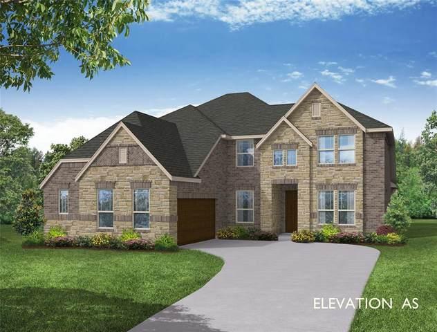 1412 Quincy Drive, Mansfield, TX 76063 (MLS #14456221) :: The Tierny Jordan Network