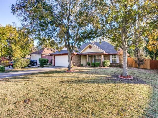 6708 Wayfarer Trail, Fort Worth, TX 76137 (MLS #14456222) :: The Tierny Jordan Network