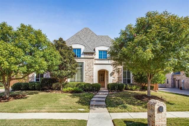 6800 Knollwood Drive, Mckinney, TX 75070 (MLS #14456223) :: The Good Home Team