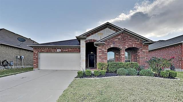 1349 Zanna Grace Way, Fort Worth, TX 76052 (MLS #14456230) :: The Mauelshagen Group
