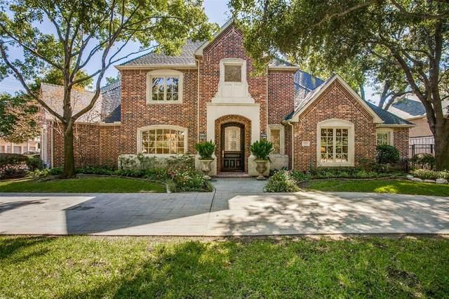 6474 Glendora Avenue, Dallas, TX 75230 (MLS #14456237) :: The Tierny Jordan Network