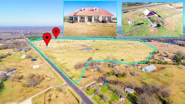 8504 Hwy 271, Mount Pleasant, TX 75455 (MLS #14456238) :: The Kimberly Davis Group