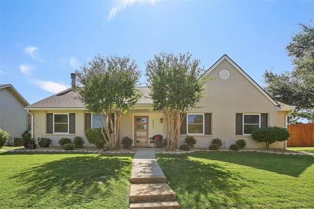 2837 Dickens Lane, Flower Mound, TX 75028 (MLS #14456244) :: HergGroup Dallas-Fort Worth