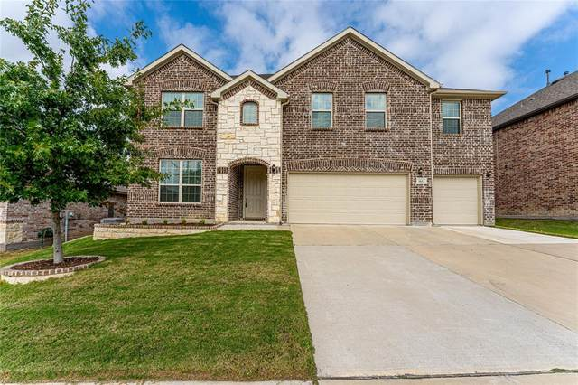 1611 Roberts Ravine Road, Wylie, TX 75098 (MLS #14456261) :: The Mauelshagen Group