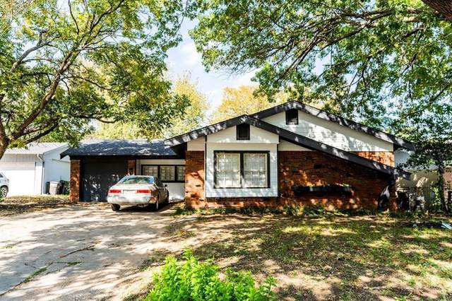 6021 Maceo Lane, Fort Worth, TX 76112 (MLS #14456311) :: Team Hodnett