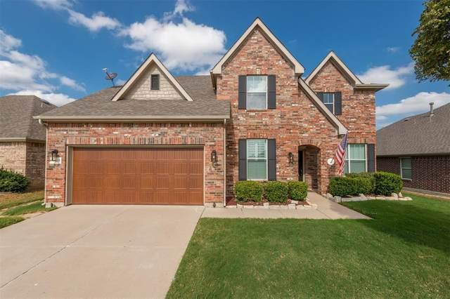 3039 Morning Star Drive, Little Elm, TX 75068 (MLS #14456320) :: The Mauelshagen Group