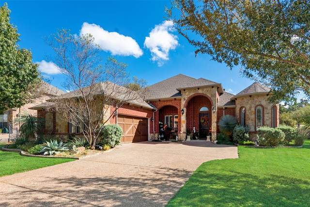 12250 Indian Creek Drive, Fort Worth, TX 76179 (MLS #14456335) :: The Chad Smith Team