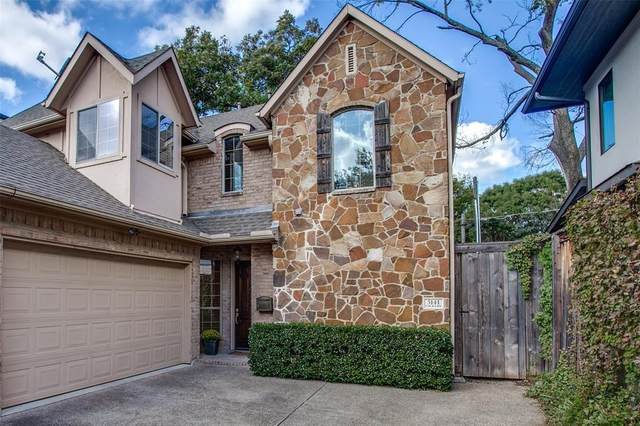 5141 Vickery Boulevard, Dallas, TX 75206 (MLS #14456342) :: Maegan Brest | Keller Williams Realty